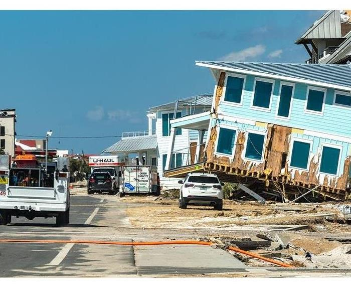 Storm Damage Hurricane Storm Surge Readiness and Safety Tips